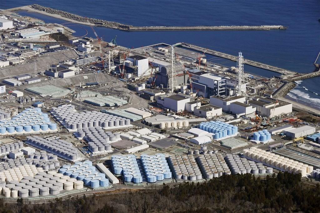 The Fukushima Daiichi nuclear plant. Kyodo News photo