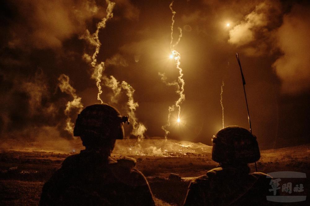 Photo courtesy of Military News Agency