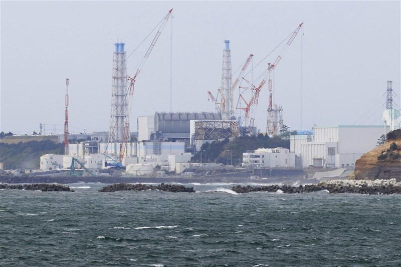 The Fukushima Daiichi nuclear plant. (Photo courtesy of Kyodo News)