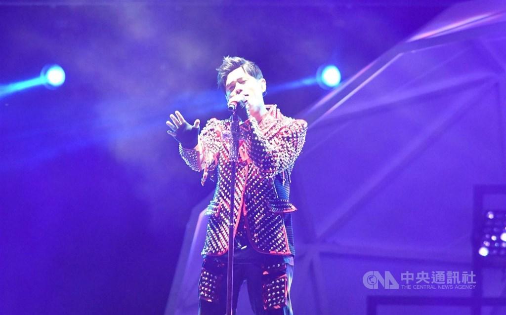 Singer Jay Chou. CNA file photo