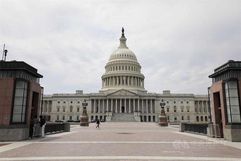 The U.S. Capitol Building. CNA file photo