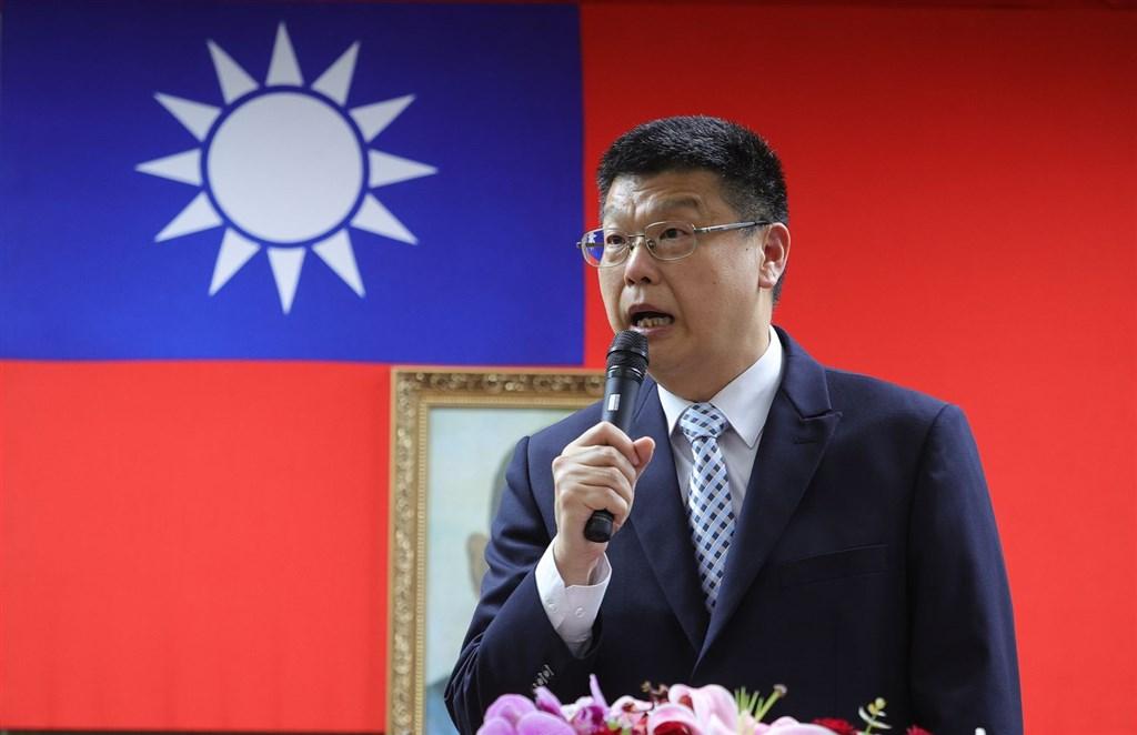 New Taiwan Railways Administration Director-General Tu Wei. CNA photo April 27, 2021