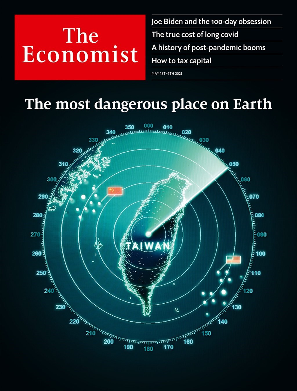 From the Facebook Page of The Economist