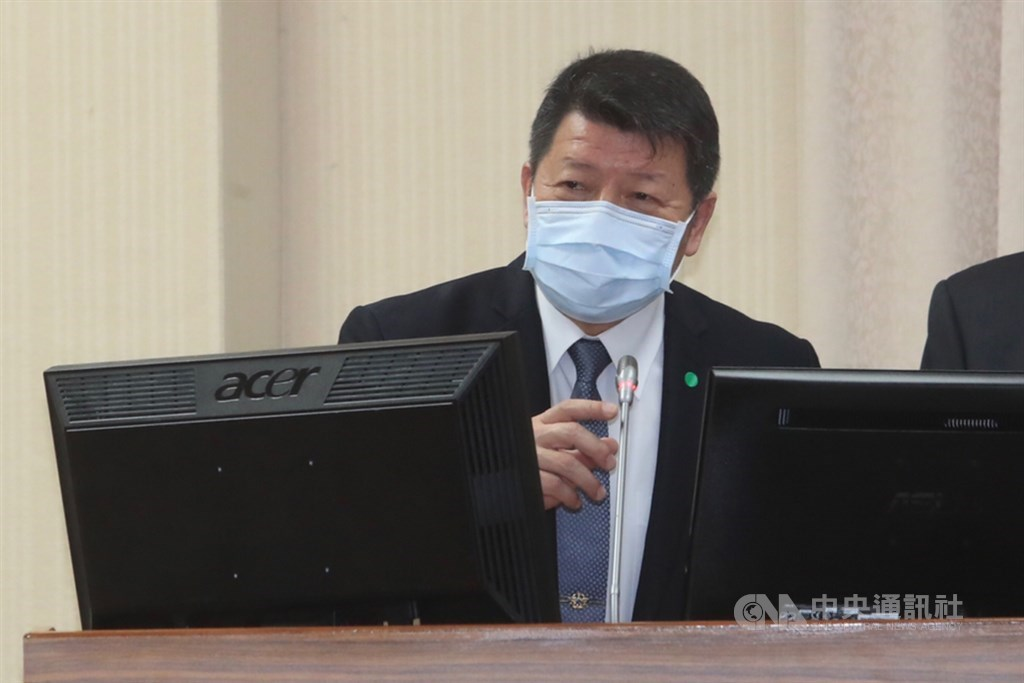 Vice Defense Minister Chang Che-ping. CNA file photo
