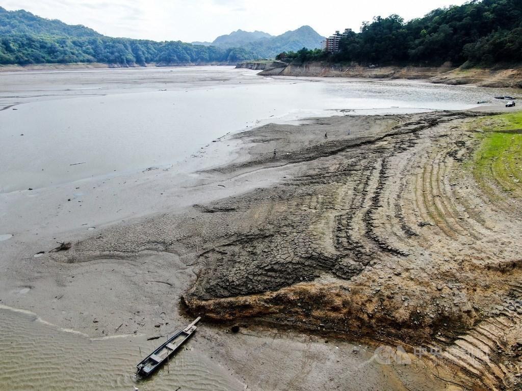 A catchment area of Shihmen Reservoir in Taoyuan. CNA file photo