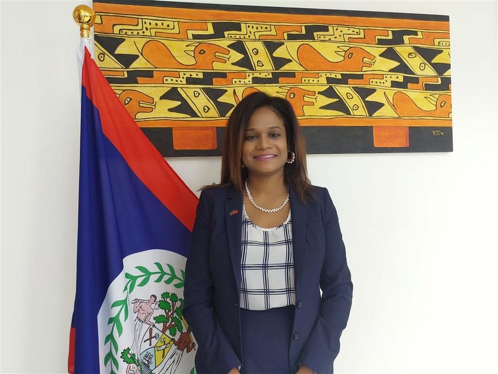 Belize ambassador tells how a young vendor became a diplomat