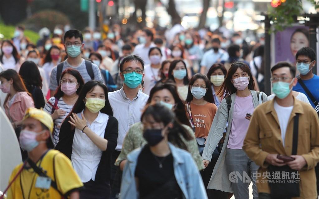 Taipei. CNA photo May 11, 2021