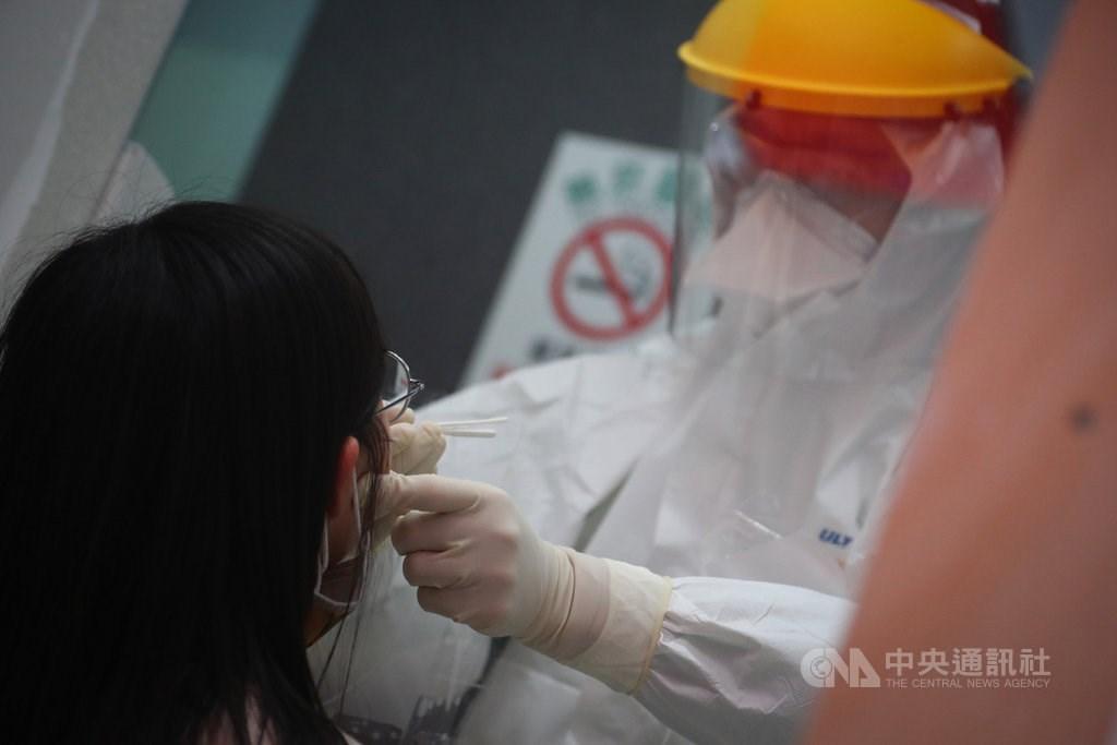 Taiwan to set up testing sites at COVID-19 hotspots - Focus Taiwan