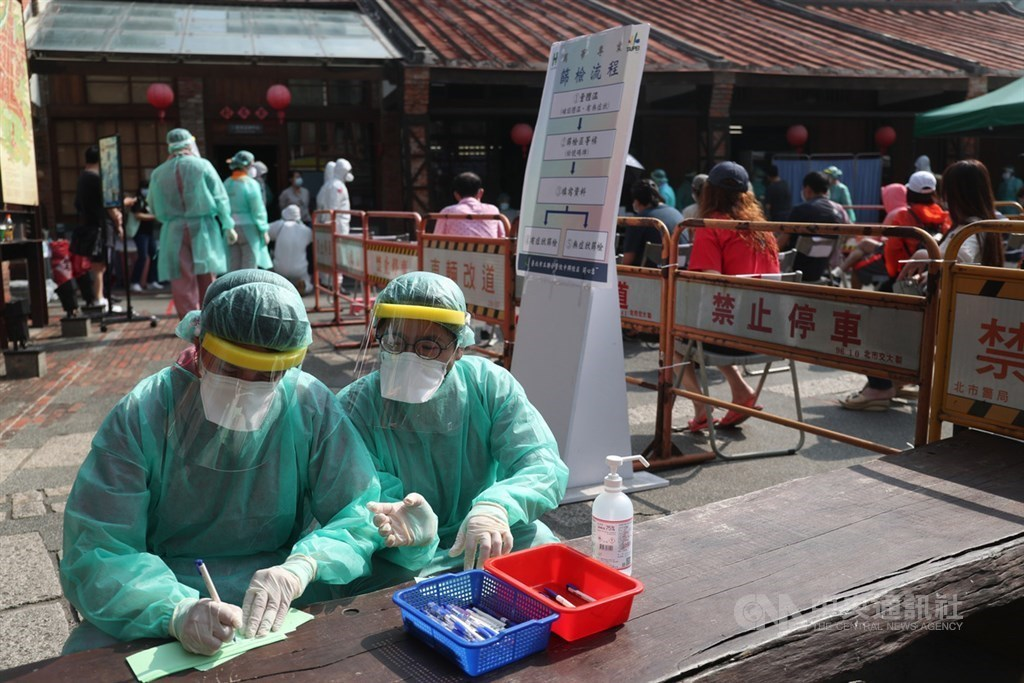 Who should get tested for COVID-19 and where - Focus Taiwan