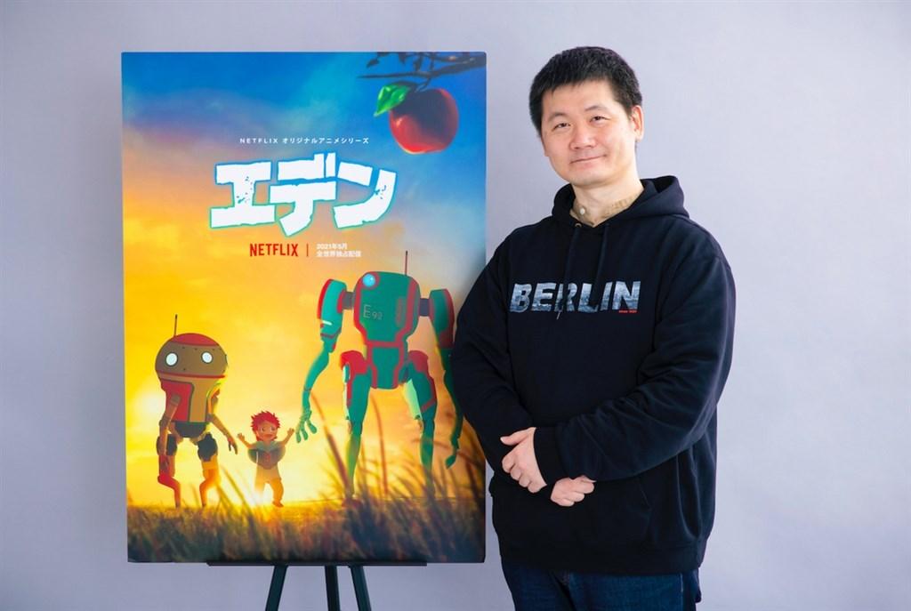 Director Yasuhiro Irie. Photo courtesy of Netflix