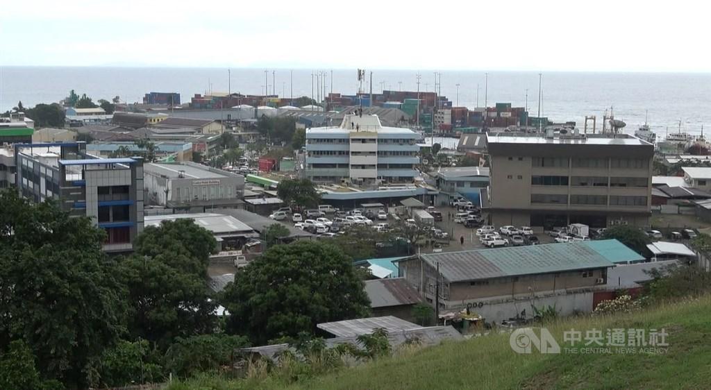 Honiara, Solomon Islands. CNA file photo