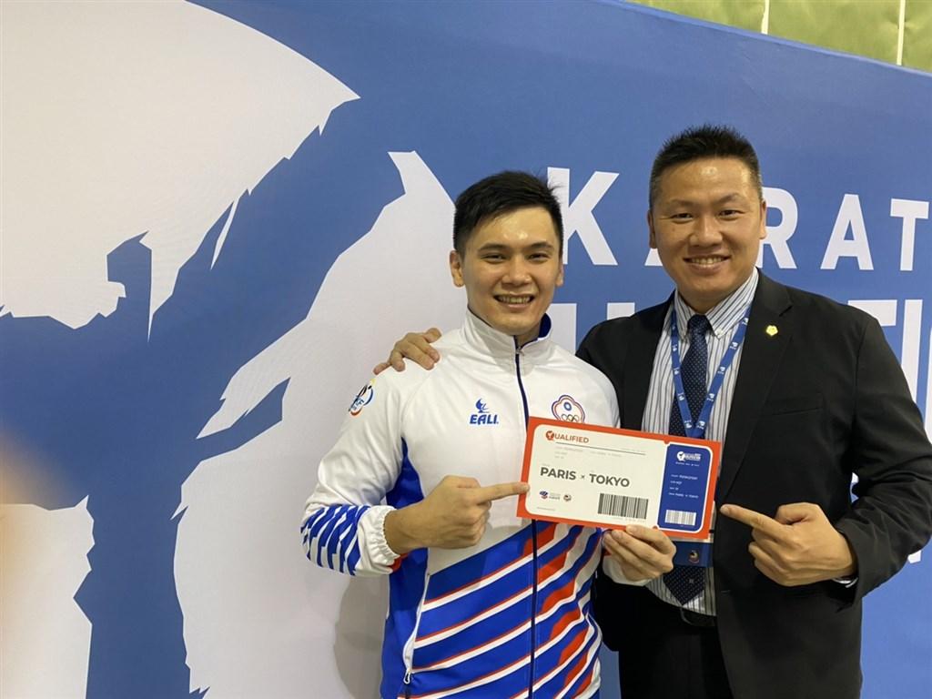Wang Yi-ta (left). Photo courtesy of Wang Yi-ta