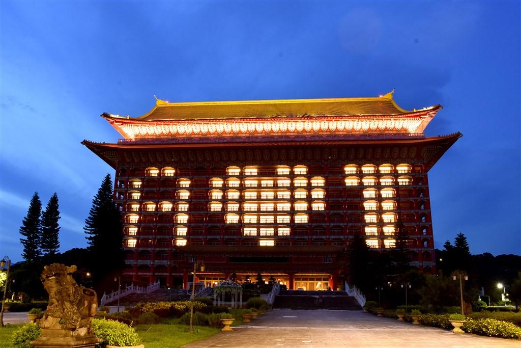 Photo courtesy of the Grand Hotel Taipei