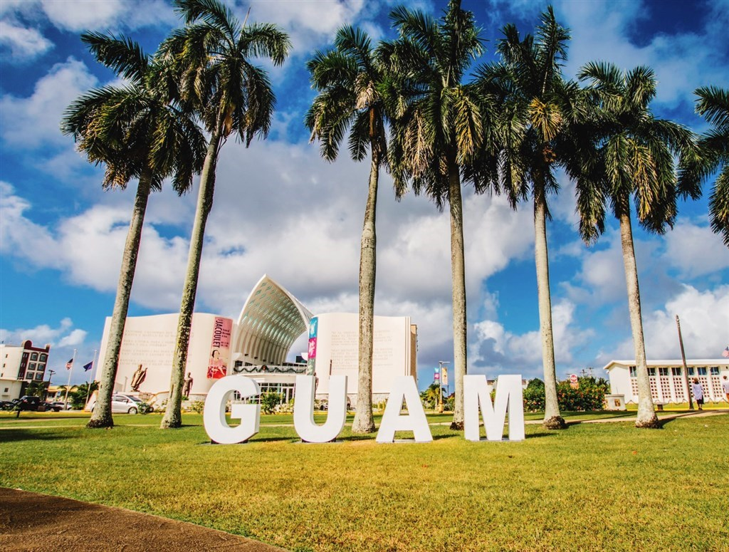 From the Facebook page of Guam Visitors Bureau
