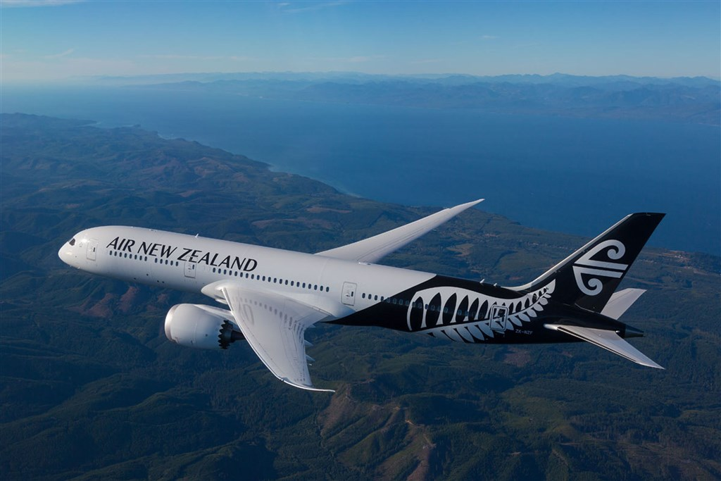 File photo courtesy of Air New Zealand
