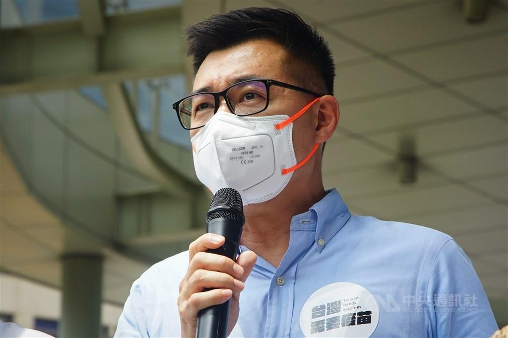 KMT Chairman Johnny Chiang. CNA file photo