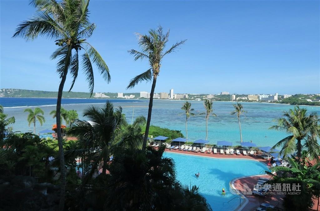 Guam. CNA file photo