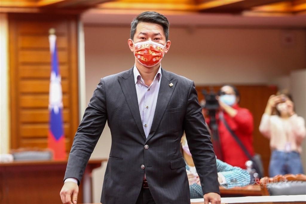 Legislator Chen Po-wei. CNA file photo