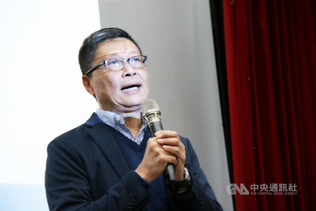 Former Chinese University of Hong Kong Professor Chan Kin-man. CNA file photo