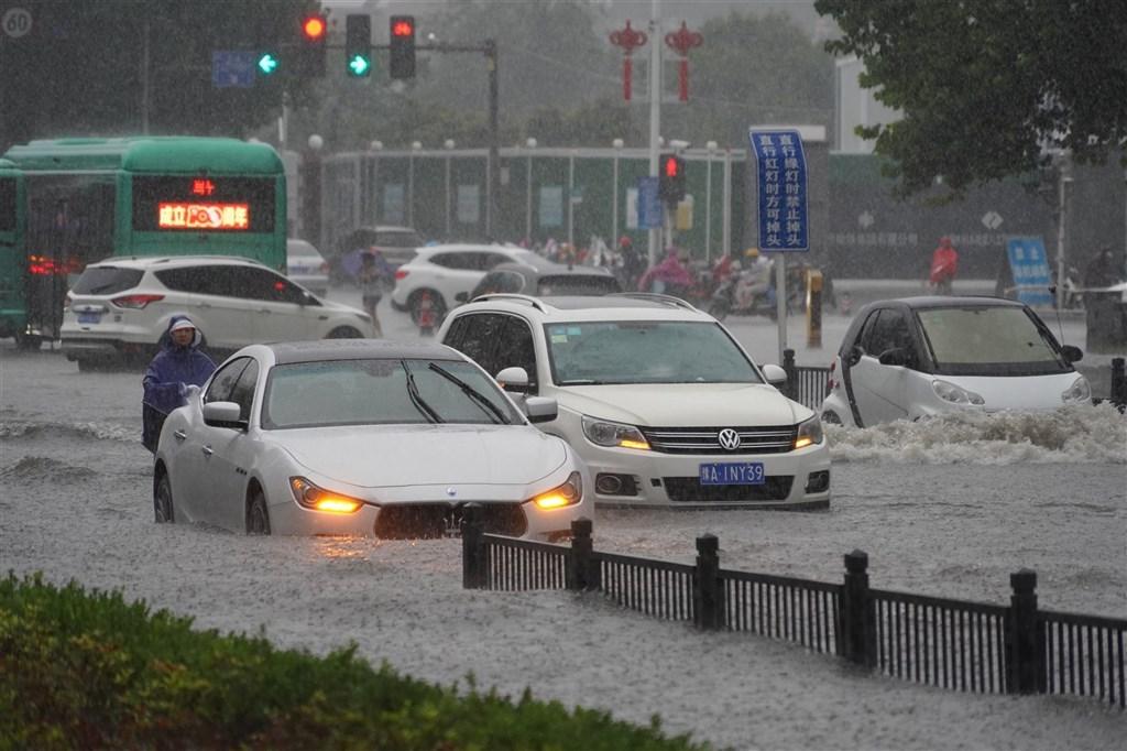 Zhengzhou, Henan Province. Photo courtesy of China News Service