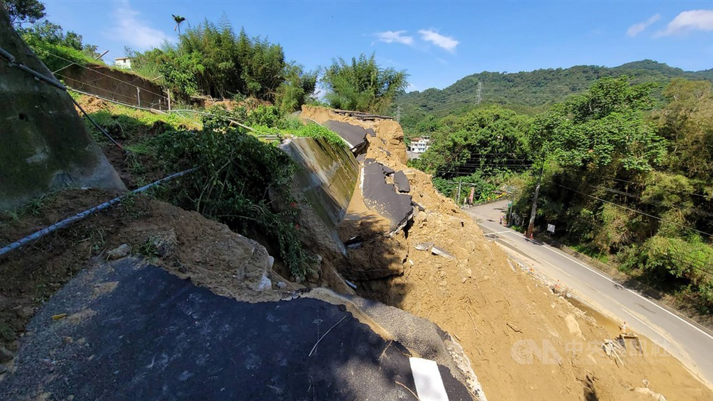 Climate change may cost Taiwan dearly without action: experts 08/10/2021 09:48 PM