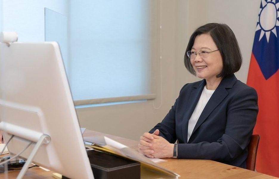 President Tsai pushes for international semiconductor talent pool