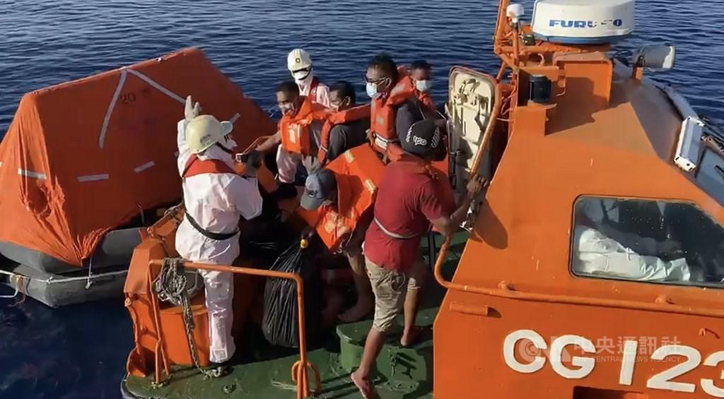 Photo courtesy of the Coast Guard Administration, Aug. 19, 2021