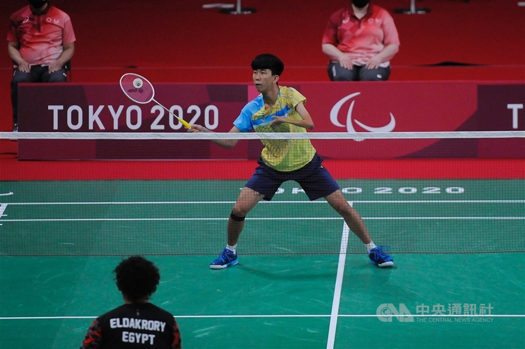 Fang Jen-yu (in yellow jersey). Photo courtesy of the Sports Administration