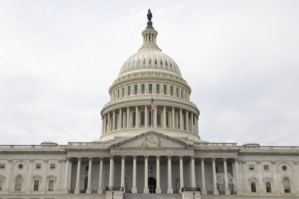 The U.S. Capitol Hill. CNA file photo