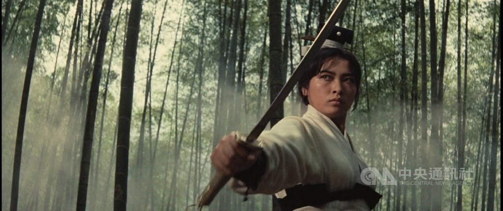 """A still from the film """"A Touch of Zen."""" Image courtesy of the Taipei Cultural Center in New York"""