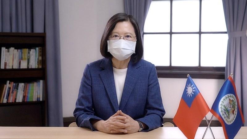 President Tsai Ing-wen. Photo courtesy of the Presidential Office
