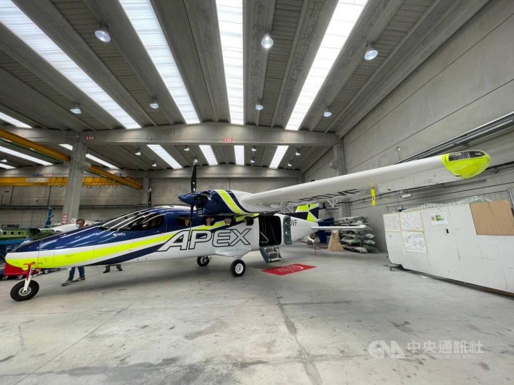 Photo courtesy of the Apex Flight Academy