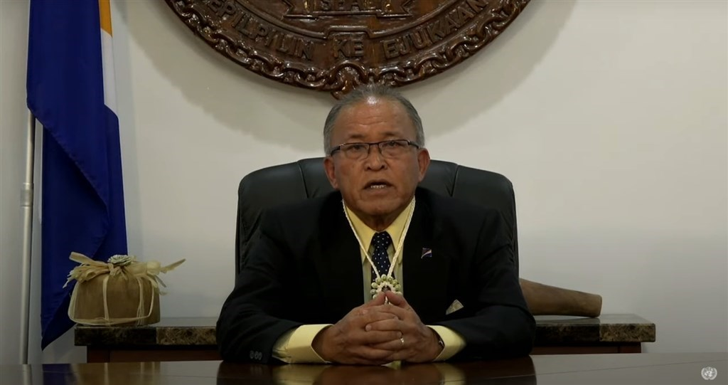 Marshall Islands leader urges U.N. to end 'shameful silence' in excluding Taiwan - Focus Taiwan