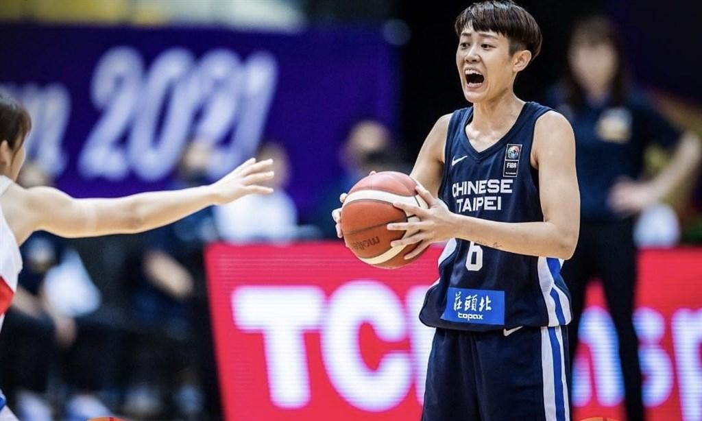 Photo taken from Chinese Taipei Basketball Association Facebook