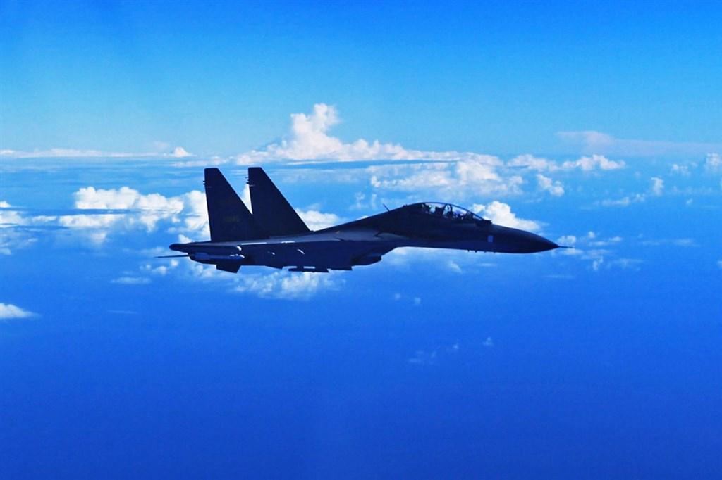 A Sukhoi SU-30 fighter. File photo courtesy of China News Service