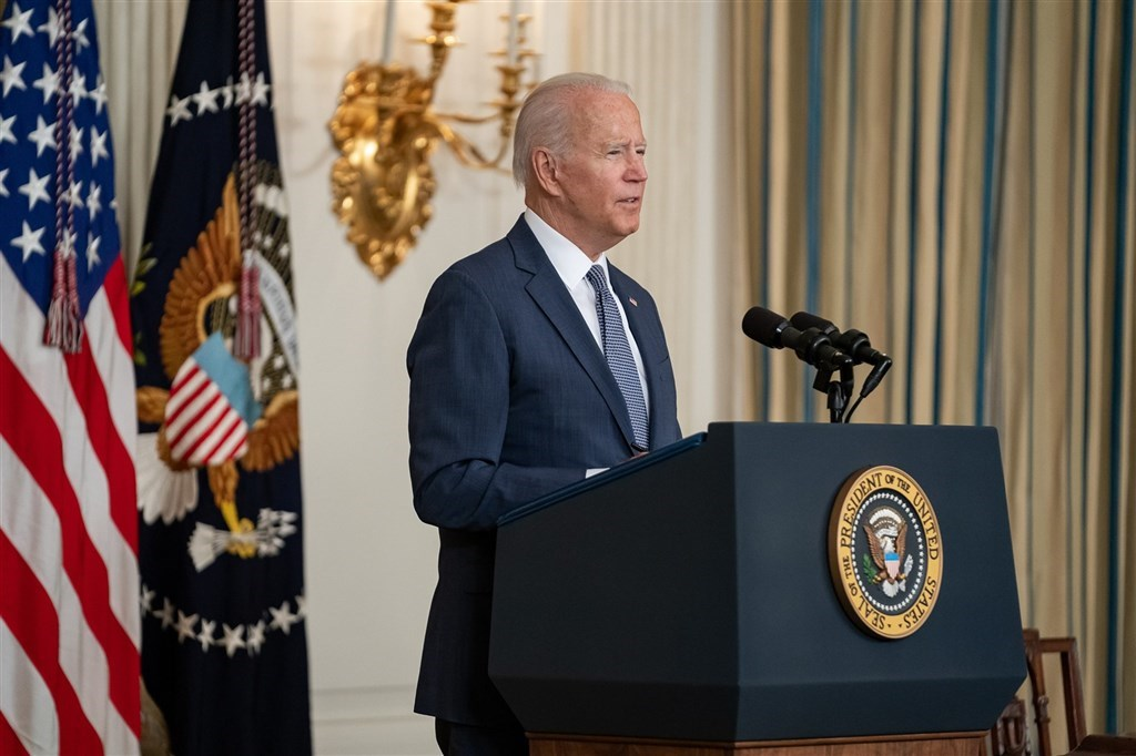 United States President Joe Biden. Photo courtesy of the White House
