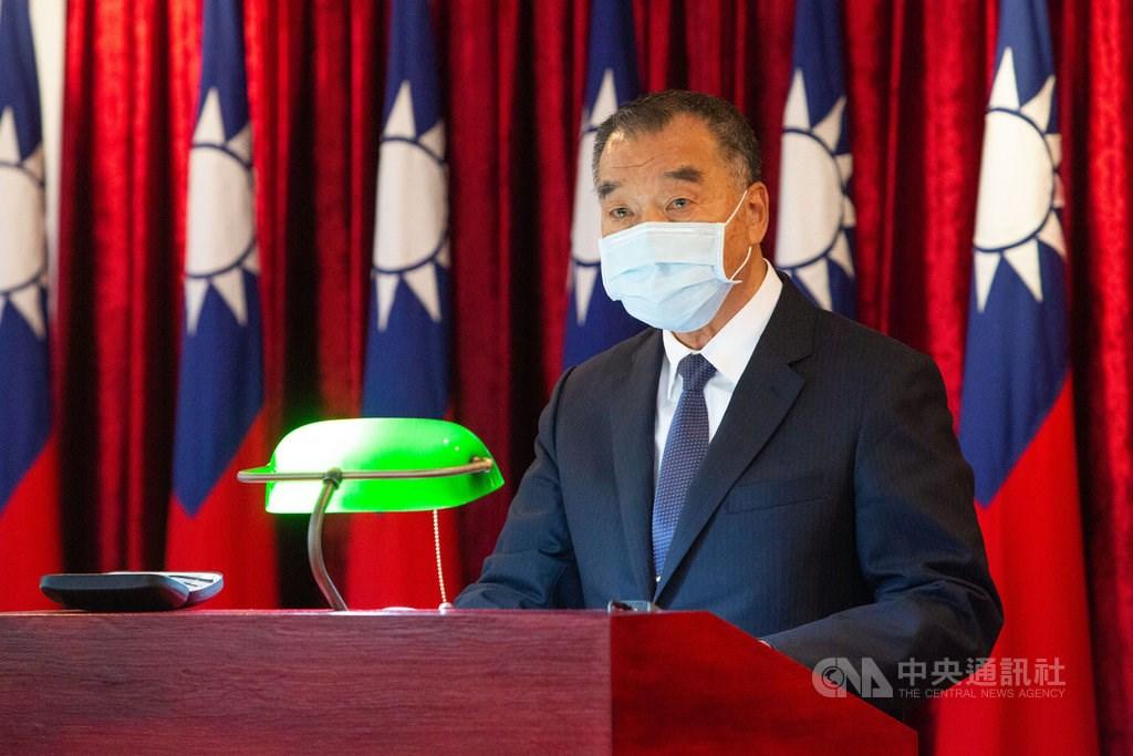 Defense Minister Chiu Kuo-cheng. CNA file photo