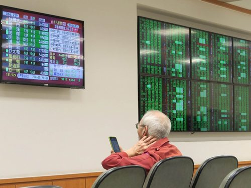Taiwan stock market suffers biggest one-day drop in history | Business | Focus Taiwan - CNA ...