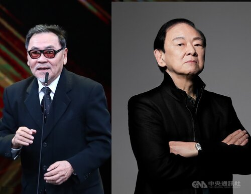 GOLDEN HORSE: Taiwan director, actor honored for lifetime achievement