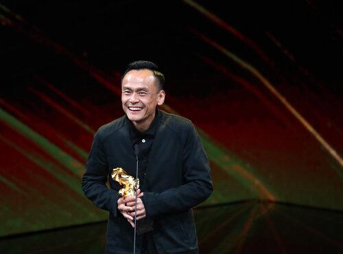 GOLDEN HORSE: Taiwanese filmmaker Chen Yi-wen wins best lead actor