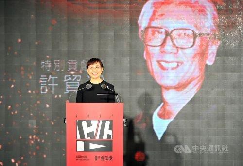 Official mourns death of comic book artist Hsu Mao-sung