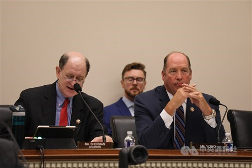 U.S. Rep. urges boycott of Chinese goods on human rights grounds