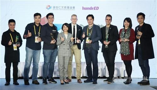 Taiwanese innovations win big at educational summit