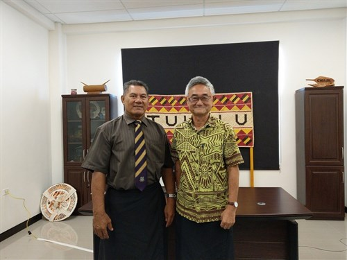 Tuvalu voices support for Taiwan at U.N. climate change conference