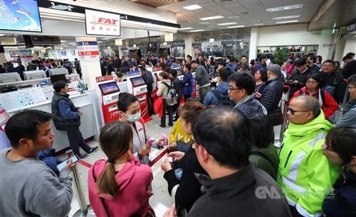 FAT's closure likely to affect 3,000-plus passengers: Tourism Bureau