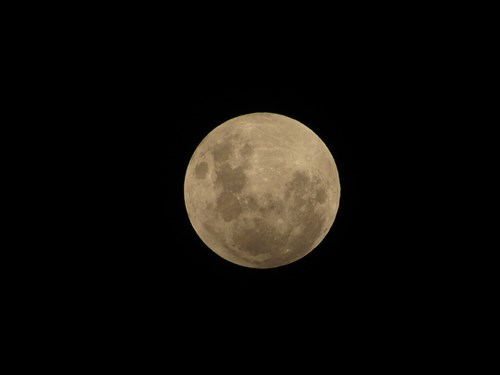 Taiwan to see penumbral lunar eclipse in January, 2020