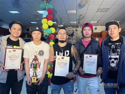 New five-piece rock band wins Filipino battle of bands competition