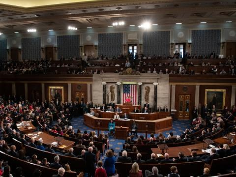 161 U.S. House members call for trade agreement with Taiwan