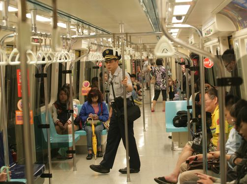 Greater Taipei mayors vow cooperation in keeping metro users safe