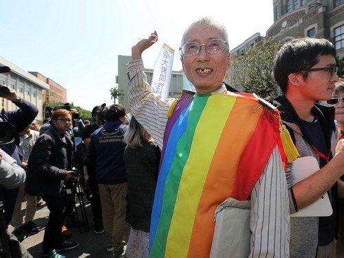 Constitutional Court to rule on gay marriage case Wednesday